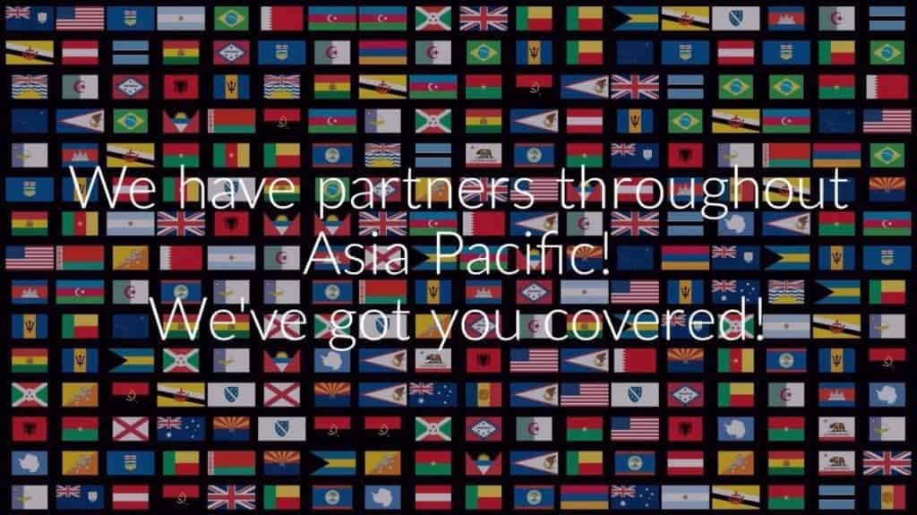McGallen & Bolden - partners throughout Asia Pacific