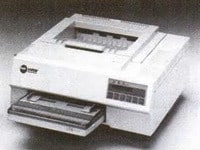 19890821 Newgen TurboPS 400 laser printer