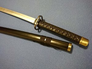 sword of the bushi, ninja, samurai