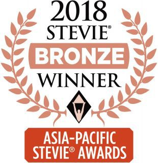 McGallen & Bolden - Bronze Stevie® Winner in Asia Pacific Stevie Awards 2018 - Most Innovative PR Agency of the Year 2018
