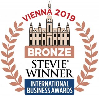 International Business Awards (IBA) 2019 Stevie winner - bronze - McGallen & Bolden Group