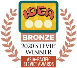 2020 Asia Pacific Stevie® Awards - Most Innovative PR Agency of the Year, McGallen & Bolden Group